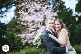 Spring Wedding Photography